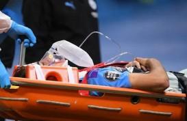 Bek Manchester City Eric Garcia Sudah Tinggalkan Rumah Sakit