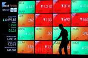 Jual Bersih Pasar Saham Minggu Ini Capai Rp2,15 Triliun, Investor Lebih Pilih SBN