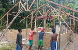 Lima Tahun, Kementerian PUPR Bedah 21.915 Rumah di Papua