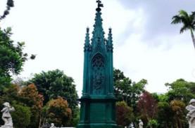 Museum Taman Prasasti Buka, Bisa Jadi Lokasi Prewedding
