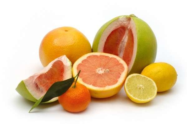 Vitamin C - ilustrasi