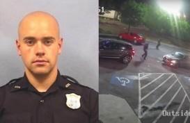 Kasus Penembakan Rayshard Brooks, Rekan Pelaku Menyerahkan Diri