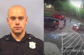 Kasus Penembakan Rayshard Brooks, Rekan Pelaku Menyerahkan…
