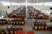 Polresta Malang Apresiasi Protokol Kesehatan di Pabrik PT HM Sampoerna