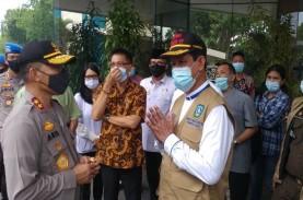 Sidak Protokol Kesehatan di Kawasan Industri Batam,…