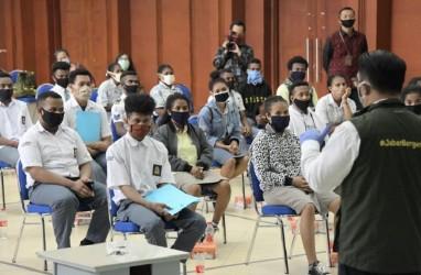 Jamin Kesehatan Pelajar Papua, Ridwan Kamil Pantau Swab Test