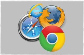 MESIN PENCARI : Peramban Alternatif Berbasis Chrome