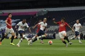 Hasil Liga Inggris : Tottenham vs MU 1–1, Soton Habisi…