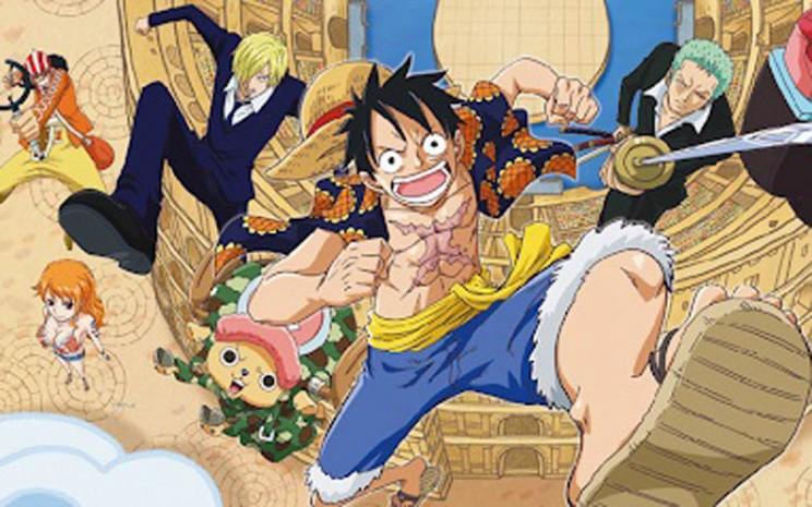 Serial anime Jepang, One Piece yang akan kembali tayang usai produksinya sempat terdampak pandemi Covid-19. -  Dok. corp.toei/anim.co.jp