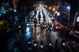 Rogoh Kocek US$2,8 Miliar, Thailand Permak Jalan Paling Mematikan di Asia dengan Karet