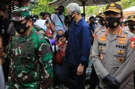 Kapolri dan Panglima TNI Cek Pasukan Penjaga Protokol…
