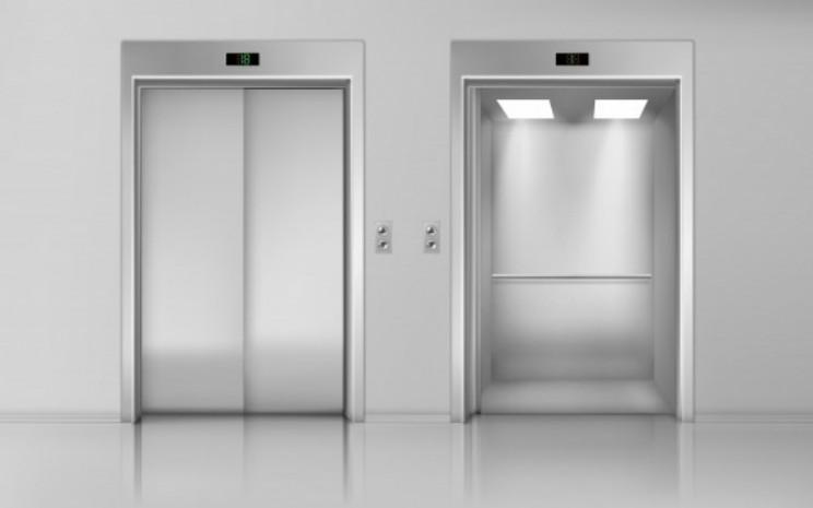 Ilustrasi lift - istimewa