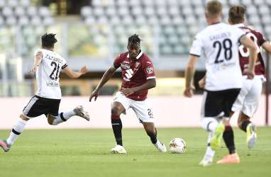Restart Serie A Italia, Torino Raih Poin Setelah 6 Kekalahan
