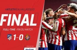 Hasil & Klasemen La Liga, Atletico Naik ke Posisi Ke-3, Geser Sevilla