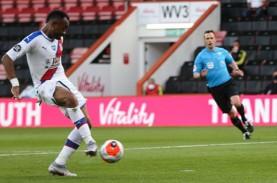 Hasil Liga Inggris, Palace & Wolves Menang Tandang…