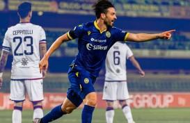 Hasil Liga Italia : Hellas Verona Atasi Cagliari, Dekati Tiket Eropa