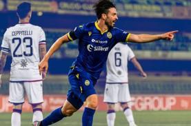 Hasil Liga Italia : Hellas Verona Atasi Cagliari,…