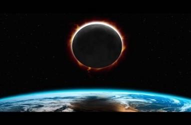 Gerhana Matahari Cincin Api Soltis Hari Ini Fenomena Langka, Terakhir Terjadi 372 Tahun Lalu