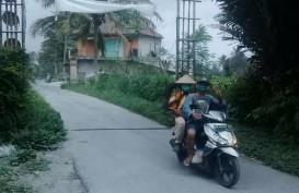 Gunung Merapi Erupsi, Hujan Abu Guyur Magelang