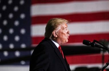 Donald Trump Serukan Hal Kontroversial saat Kampanye di Oklahoma