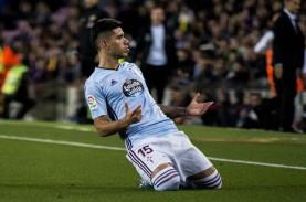 Celta Vigo Permanenkan Pemain Uruguay Lucas Olaza…