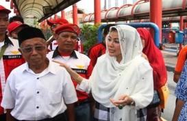 Hasnaeni Moein sang 'Wanita Emas' Dirikan Partai Politik Baru