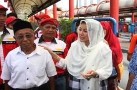 Hasnaeni Moein sang 'Wanita Emas' Dirikan Partai Politik…