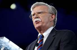 Permintaan Trump untuk Blokir Buku John Bolton Ditolak Hakim