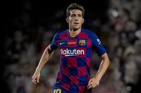 Jadwal La Liga Barcelona vs Bilbao, Sergi Roberto…
