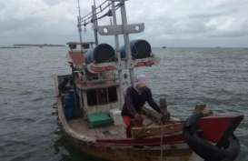 Nelayan Panimbang Pandeglang Kembali Melaut