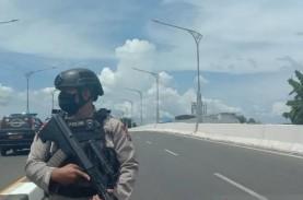 Polisi Pastikan Benda Mencurigakan di Jembatan Layang…