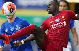 Hasil Everton vs Liverpool: Everton Tahan Imbang The Reds (Babak 1)