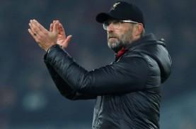 Hasil Everton vs Liverpool: Pasukan Klopp Tertahan…