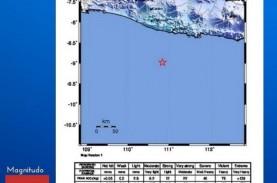Penyebab Gempa Magnitudo 5,0 di Pacitan Dinihari Tadi