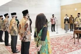 Lantik 5 Deputi KSP, Moeldoko Harap Bisa Bantu Penanganan…