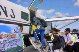Bandara Sorong Dibuka lagi untuk Intra-Papua, belum…
