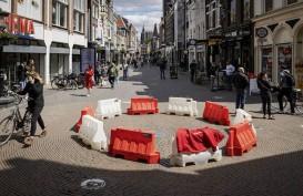 400 Peserta Demo Penentang Lockdown di Belanda Ditangkap Polisi