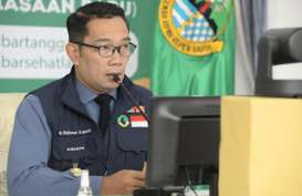 Di Depan Anggota Lemhanas, Ridwan Kamil Paparkan 3 Kunci Pembangunan Nasional