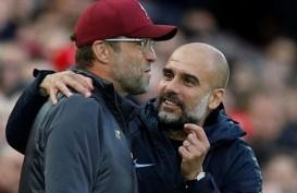 Bos ManCity Guardiola Tegaskan Liverpool Tak Boleh Juara Beruntun