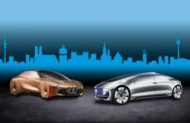 BMW, Mercedes Benz Buka Kemungkinan Lanjutkan Kemitraan