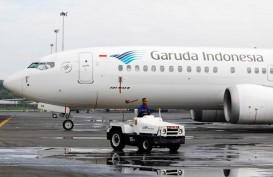 Garuda Indonesia Belum Bisa Prediksi Kinerja Semester II