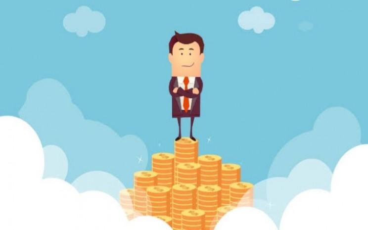 Ilustrasi personal finance