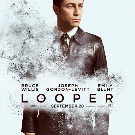 Poster film Looper