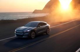 Intelligent Range, Fitur Anticemas Ford Mustang Mach-E