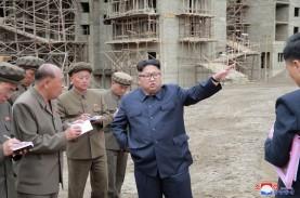Ekonomi Korea Utara Terancam, Kim Jong-un Mengamuk…