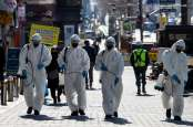Astaga, Korea Selatan Hadapi Gelombang Kedua Virus Corona