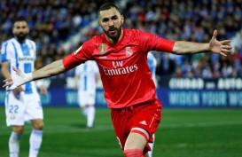 Top Skor La Liga Spanyol, Benzema Makin Dekati Messi