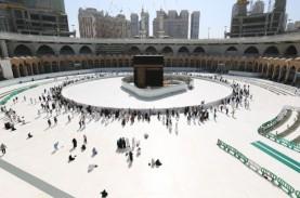 Arab Saudi Gelar Ibadah Haji Terbatas, Ini Jemaahnya