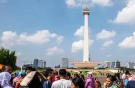 Cuaca DKI Jakarta 23 Juni Mei 2020, Pagi Cerah Berawan
