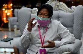 Wali Kota Risma Klaim Kasus Virus Corona di Surabaya Turun